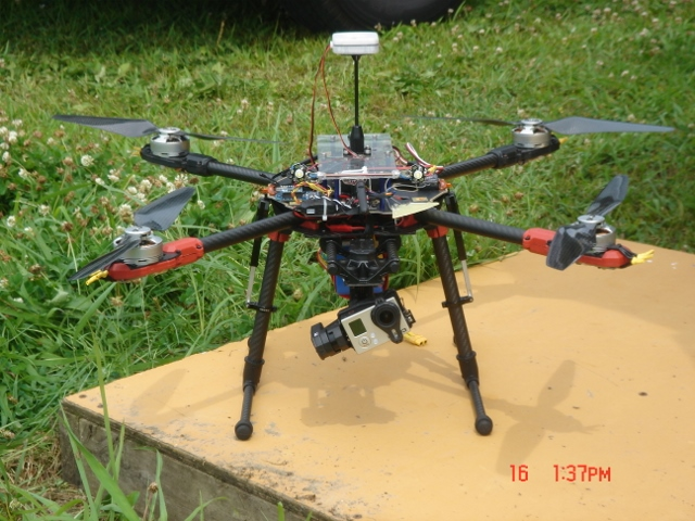 new drone (front)